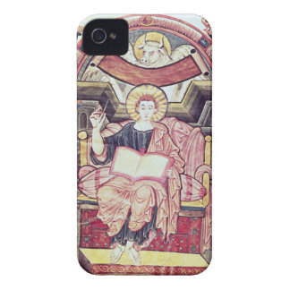 Cod 22. f.85v St. Luke the Evangelist, from Treves Case-Mate iPhone 4 Case