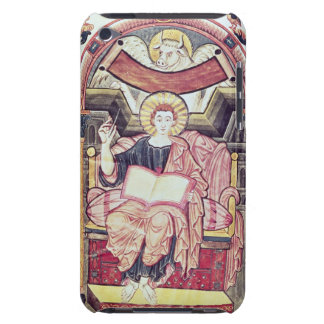 Cod 22. f.85v St. Luke the Evangelist, from Treves iPod Touch Case-Mate Case