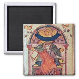Cod.22 St Mark, del manuscrito del Ada Imán Para Frigorífico