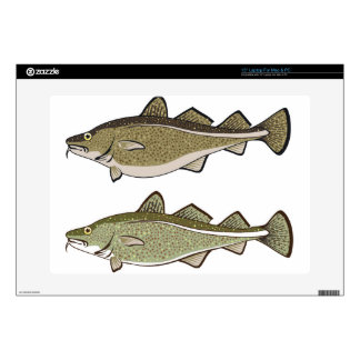 Cod Fish Laptop Skin
