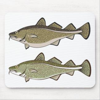 Cod Fish Mouse Pad