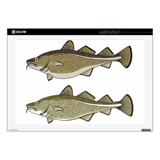 Cod Fish Skins For Laptops