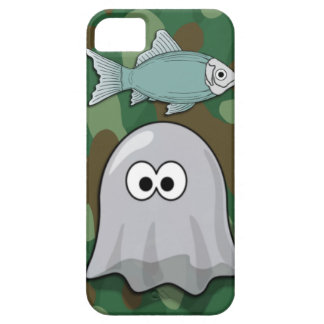 Cod Ghost funny IPHONE Case
