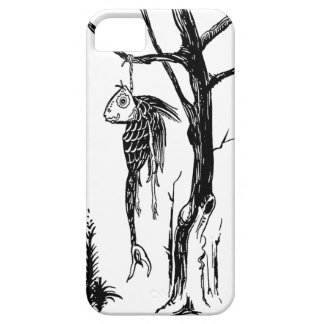 Cod, Hanging on a Branch iPhone 5 Covers