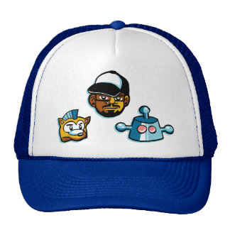 Coda Monday Trucker Hat