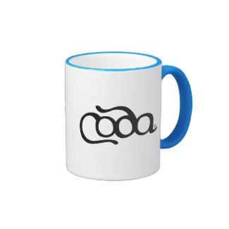 CODA mug