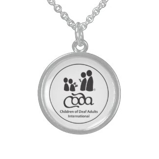CODA Sterling Silver Necklace