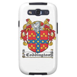 Coddington Family Crest Samsung Galaxy SIII Covers