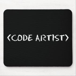CODE ARTIST MOUSE MATS