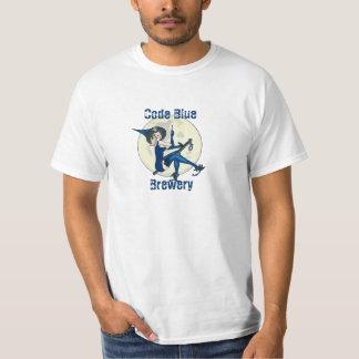 Code Blue Brewery T Shirt