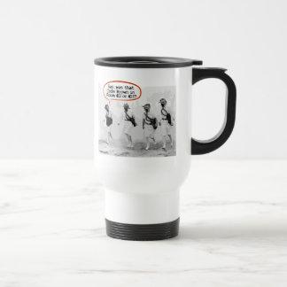 Code Brown for Nurses 15 Oz Stainless Steel Travel Mug