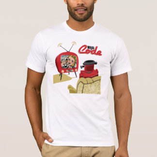 Code by Majai T-Shirt