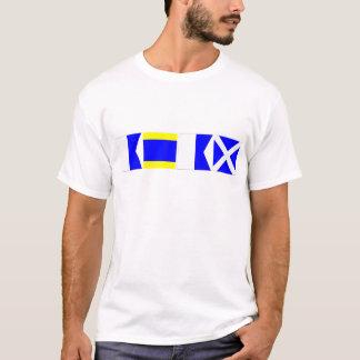 Code Flag Adam T-Shirt