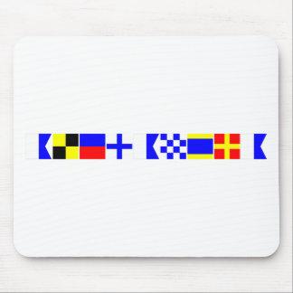 Code Flag Alexandra Mouse Mats
