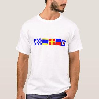 Code Flag Andrew T-Shirt
