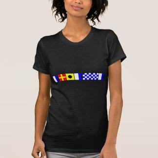 Code Flag Arianna T-Shirt