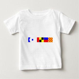 Code Flag Ashley Baby T-Shirt