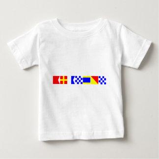 Code Flag Brandon Tee Shirts