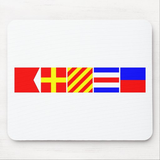 Code Flag Bryce Mouse Pad
