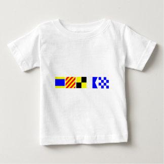 Code Flag Dylan Infant T-shirt