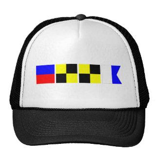 Code Flag Ella Trucker Hat