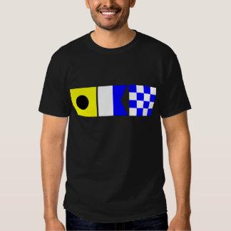 Code Flag Ian T Shirt