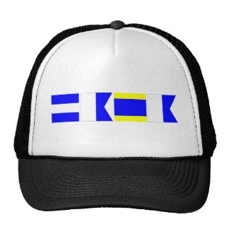 Code Flag Jada Trucker Hat