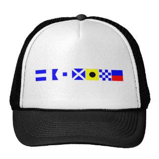 Code Flag Jasmine Hat
