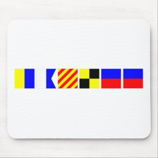Code Flag Kaylee Mouse Pad