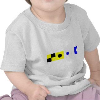 Code Flag Lisa Shirts