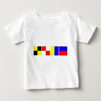 Code Flag Luke Baby T-Shirt