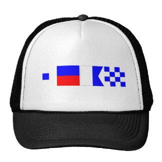 Code Flag Sean Hats