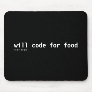 code for food mousepad