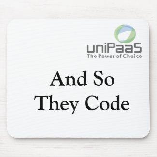 Code Free Mousepad
