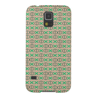 CODE green Galaxy S5 Case
