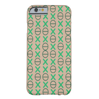 CODE green neutral Barely There iPhone 6 Case