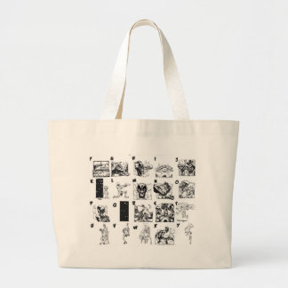 Code Key - Aliens Canvas Bag