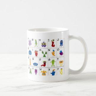 Code Key - Monsters Coffee Mug