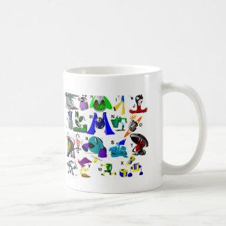 Code Key - Robots Coffee Mug