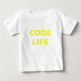 Code Life Baby T-Shirt