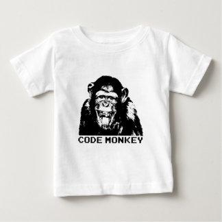 Code Monkey Baby T-Shirt