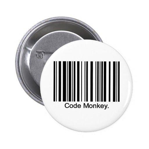 Code monkey Button