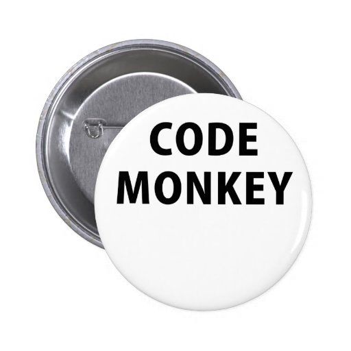 Code Monkey Buttons