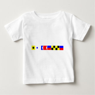 Code Name Isabelle Baby T-Shirt
