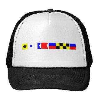 Code Name Isabelle Trucker Hat