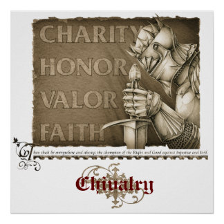 Code of Chivalry Poster