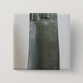 Code of Hammurabi Button