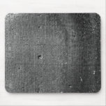 Code of Hammurabi, detail of column inscription Mousepad