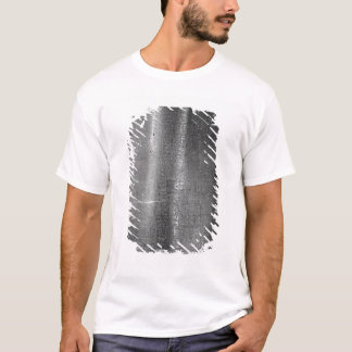 Code of Hammurabi, detail of column T-Shirt