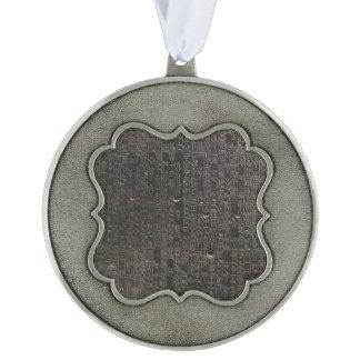Code of Hammurabi Ornament